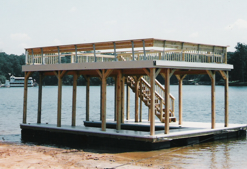 Dock Builder, Pier Builder, Boat Lift, Lkn Docks , Lake Norman, Nc